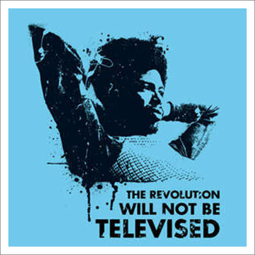 Introduction / The Revolution Will Not Be Televised (Small ...