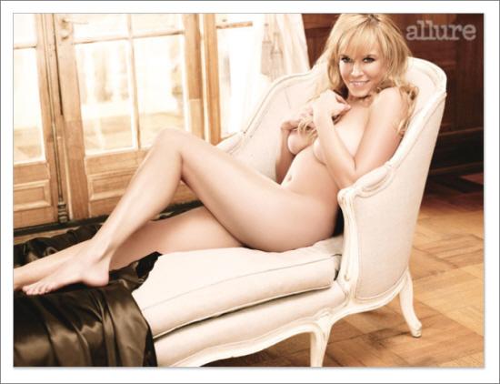 Carla Gugino Nude Allure 105