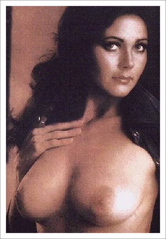 Seems linda carter nude tits right!