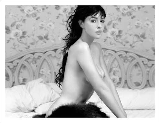 Photo Editor_monica bellucci naked nude ass tits boobs