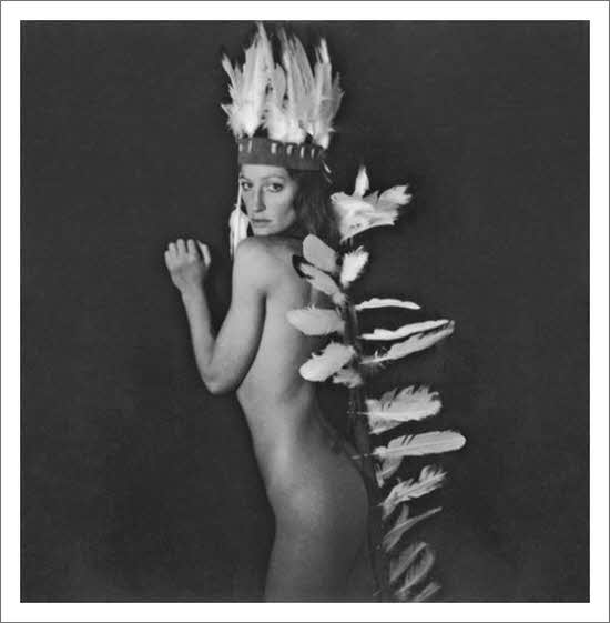 Vintage Native American Women Nude - Cumception-5095